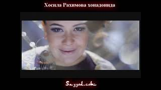 Hosila Rahimova honadonida Sayyod.com