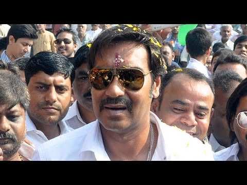 After Salman, Ajay Devgn Signs A Rs 400 Crore Deal