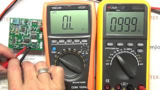 Vichy VC97 vs Victor VC97 Multimeter review – Part 1