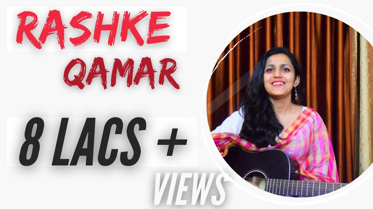 Rashke Qamar | Easy Guitar Lesson | Cover |