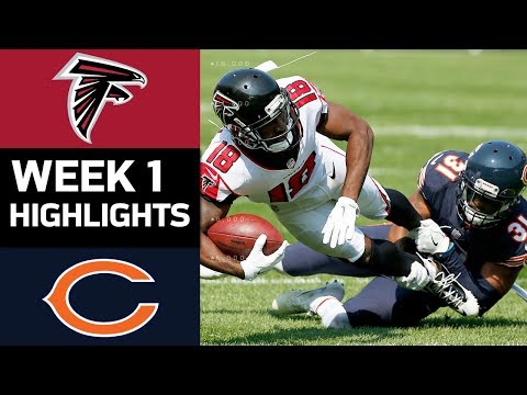 Falcons vs. Bears | NFL Week 1 Game Highlights - Thời lượng: 7:08.