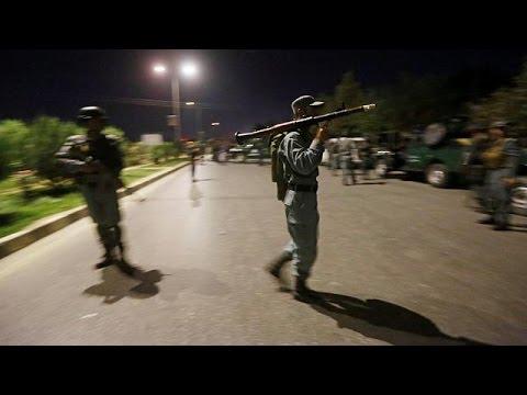 Αφγανιστάν: Πολύνεκρη επίθεση στο Αμερικανικό πανεπιστήμιο της Καμπούλ