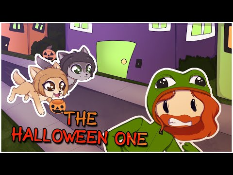 Alpha and Omega 4 - The Halloween One