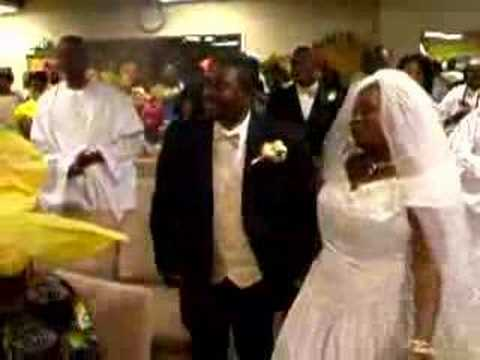 Olamide's Wedding