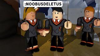 Roblox Harry Potter is a little odd