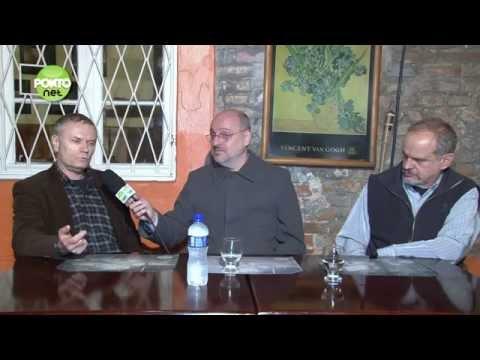 Ilgo Wink, Fernando Brandão e Ricardo Orlandini falam da Copa e Dunga