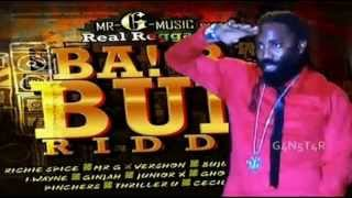 Ginjah - Conquer Me - Ba Ba Bum Riddim - Mr. G Music - March 2014