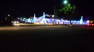 Ayr Australia  City new picture : Light-O-Rama LOR Ayr, QLD. AUSTRALIA Christmas Lights 2013