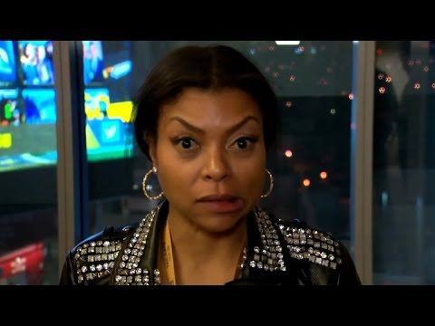 Taraji P. Henson explains why she thought Coldplay was Maroon 5 at Superbowl Halftime