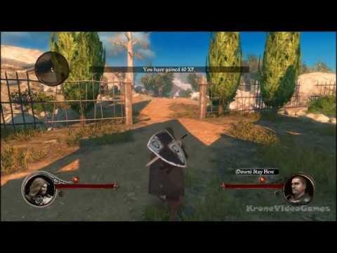обзор The First Templar Steam Special Edition (CD-Key, Steam, Region Free)
