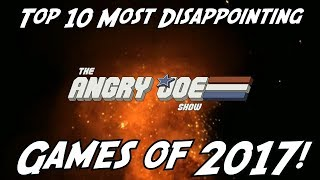 Video Top 10 Most Disappointing Games of 2017! MP3, 3GP, MP4, WEBM, AVI, FLV Juni 2019