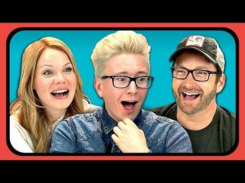 YouTubers React to Sesame Street: Old School