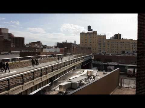 Video | High Line Public Art, New York City