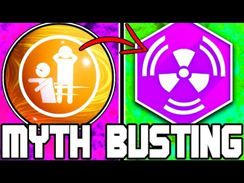 PHD FLOPPER EFFECT!! | CALL OF DUTY ZOMBIES | MYTH BUSTING MONDAYS #133