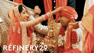 Video This Traditional Indian Wedding Is Insanely Beautiful | World Wide Wed | Refinery29 MP3, 3GP, MP4, WEBM, AVI, FLV Oktober 2018