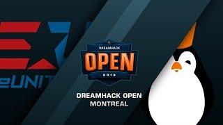 eUnited vs Kinguin - DreamHack Open Montreal - map2 - de_nuke [MintGod, Enkanis]