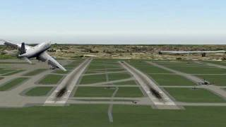 X-Plane Time Lapse