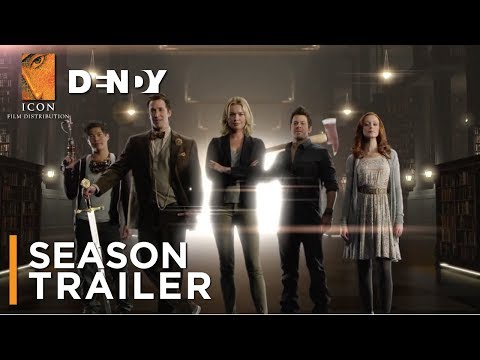 THE LIBRARIANS SEASON 1 | Official Australian Trailer