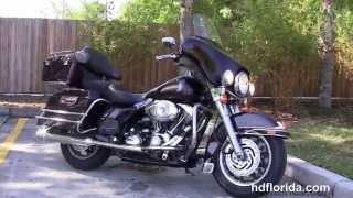 9. Used 2007 Harley Davidson Electra Glide Ultra Classic Motorcycles for sale