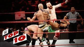 Top 10 Raw moments: WWE Top 10, Sept. 26, 2016