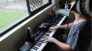 DAFT MEDLEY (Daft Punk) - Piano and Beatbox Cover