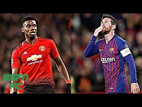 UCL Quarterfinals: Man United vs. Barcelona, Tottenham vs. Man City & more | Champions League