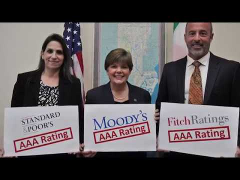 Coral Gables Earns AAA Bond Rating