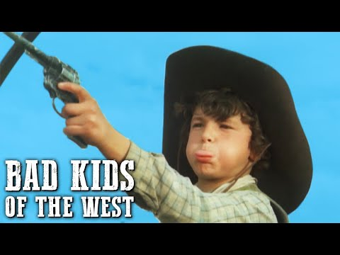 Bad Kids of the West | WESTERN Movie | Family Movie | Full Length Feature Film| Old Cowboy Film