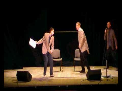 Kabaret Stonka Ziemniaczana - Dyskusja filozoficzna