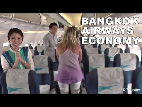 Bangkok Airways Flight Review – Flight PG873 Koh Samui to Hong Kong – Airbus A319 – HS-PGY