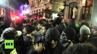 Brazil: Tear gas, pepper spray used against anti-FIFA protesters