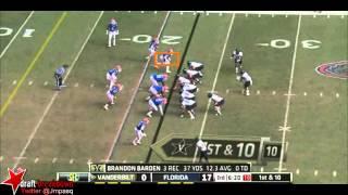 Ronald Powell vs Vanderbilt (2011)