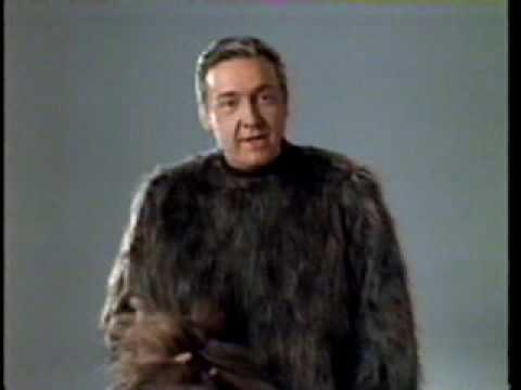 Lemmon - From SNL's spoof of Star Wars 20th anniversary where Kevin Spacey impersonates Jack Lemmon's audition for the part of Chewbacca.