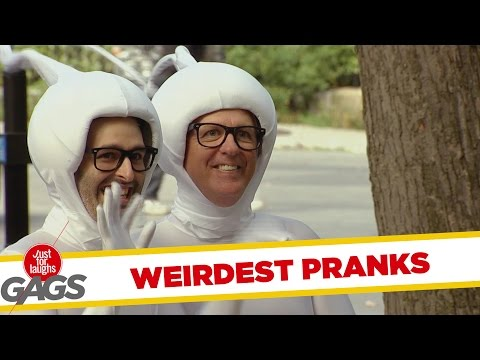 F5 refresh, Gags Clown Catastrophe Pranks Best Of Just for Laughs Gags