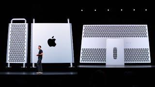 Así luce la Mac Pro de 2019
