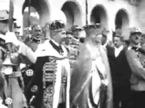 Marea Unire 1 decembrie 1918 Imagini autentice