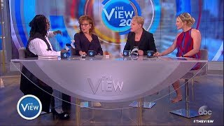Eddie Izzard Weighs In On UK, American Politics, Running Marathons & More  The View