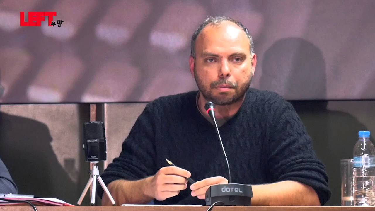 Ευρώπη και Προσφυγικό -Γιώργος Κοσμόπουλος