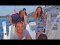 Extreme Fishing Sailing at Ascension Island Ep 08