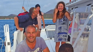 This isn't just Extreme Fishing, this is Extreme Fish Giving at Ascension Island. The crew of Luckyfish experience amazing Ascension Island hospitality and come ...