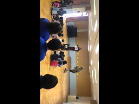SASAGROWサプライズショー@かやのみ幼稚園