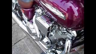 4. 2004 Honda VTX1800 C