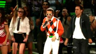 Chino Y Nacho En Premios Lo Nuestro 2011