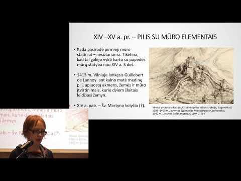 Gedimino kalno šlaitų archeologiniai tyrimai