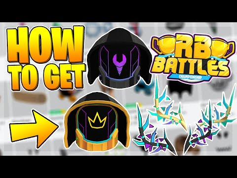 How to Get Antlers of Honor *GOLDEN* & Hood of Champions (Roblox RB Battles Season 2 Event 2020)