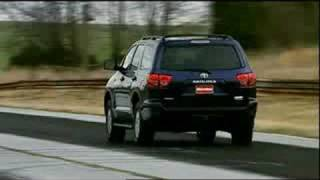 MotorWeek: 2008 Toyota Sequoia