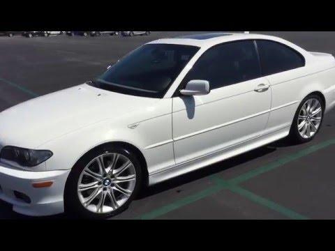 2006 BMW E46 ZHP