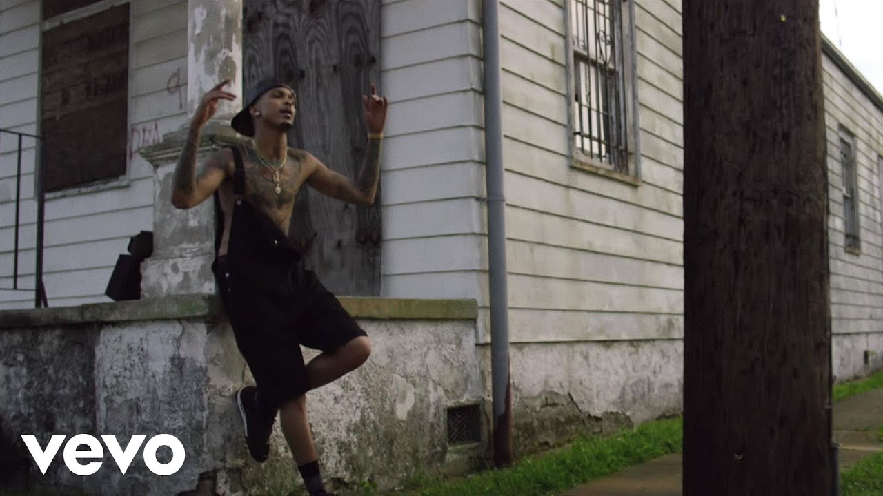 August Alsina – Hip Hop (Explicit)