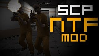 SCP NTF Mod | CLASS D EVERYWHERE |