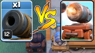 Video CANNON COC Vs. CR!!   Clash of clans   WHICH IS BETTER!?! MP3, 3GP, MP4, WEBM, AVI, FLV Agustus 2017